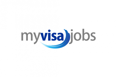 My Visa Jobs Logo