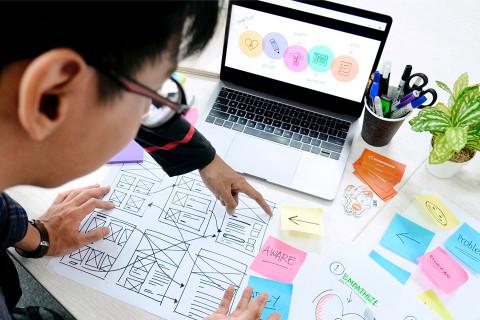 Design Thinking exercise.