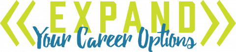 Logo of the Expand Your Career Options Event
