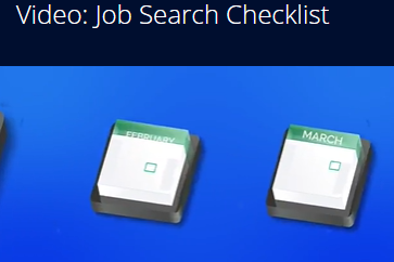Job Search Checklist