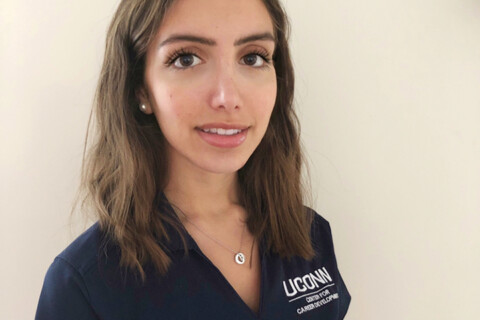 Career Intern Irene Soteriou