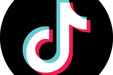 TikTok mobile app icon