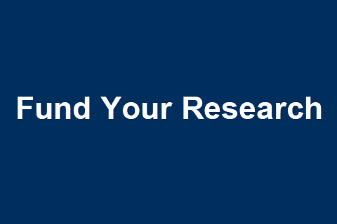 Fund Your Research
