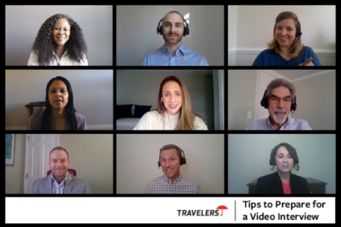 Travelers - Preparing for a Virtual Interview