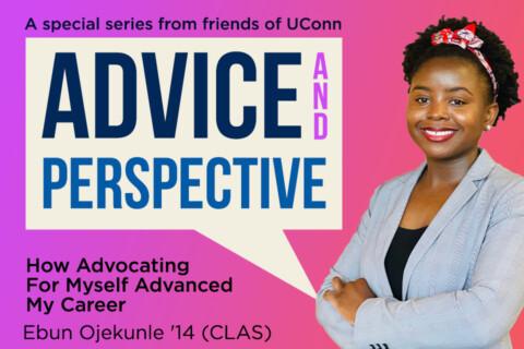 Ebun Ojekunle - How Advocating for Myself Advanced My Career