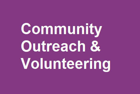 Become Career Ready through Community Outreach & Volunteering