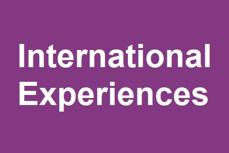 Become Career Ready through International Experiences