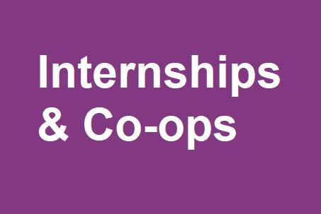 Become Career Ready through Internships & Co-ops