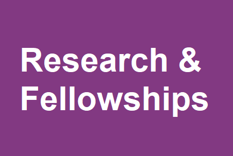 Become Career Ready through Research & Fellowships
