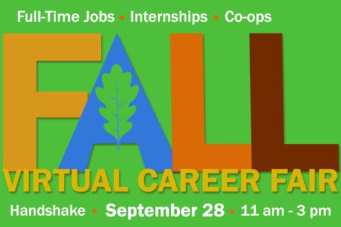 UConn Fall 2021 Virtual Career Fair