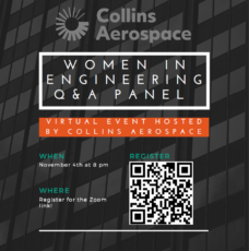 Women in Engineering Q&A Panel (Collins Aerospace)