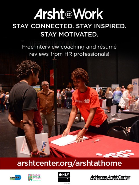 Free Interview & Resume Help Provided by Adrienne Arsht Center