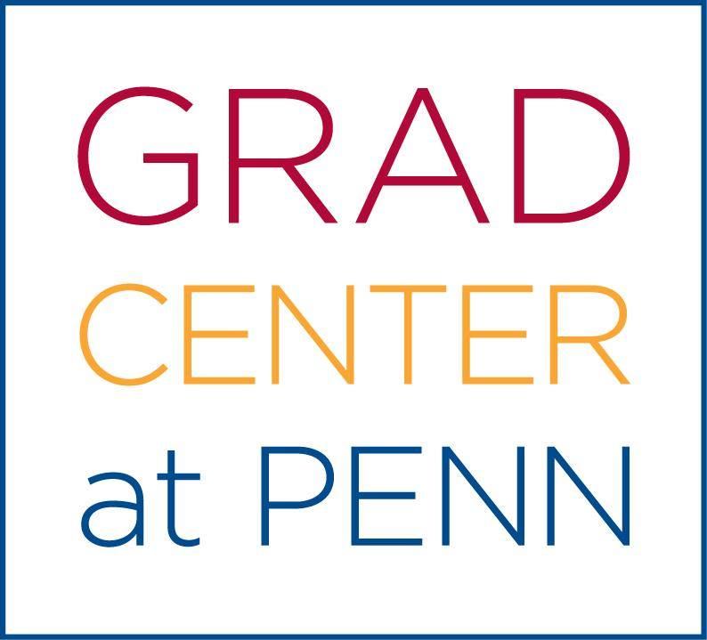 Image result for grad center at penn logo