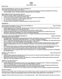 Preparing effective resumes – Career Services | University ...