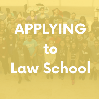 Applying to law school2