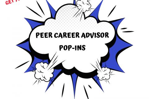 Peer Career Advisor Promo SM