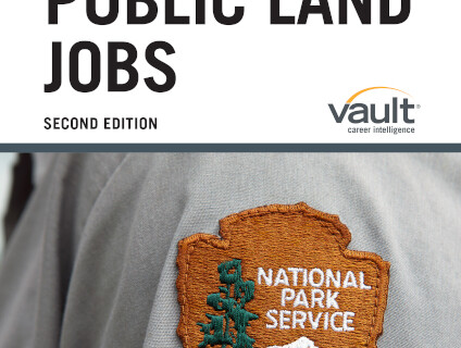 Vault Guide to Park and Public Land Jobs, Second Edition thumbnail image