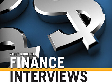Vault Guide to Finance Interviews, 9th Edition thumbnail image