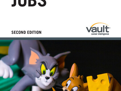 Vault Guide to Animation Jobs, Second Edition thumbnail image