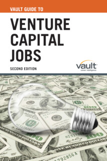 Vault Guide to Venture Capital Jobs, Second Edition thumbnail image