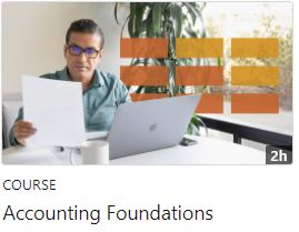 Accounting Foundations