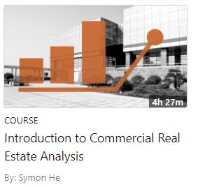 Introduction to Commercial Real Estate Analysis
