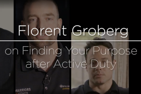 Finding Your Purpose after Active Duty