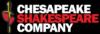 Chesapeake Shakespeare Company logo