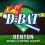 D-BAT Denton logo