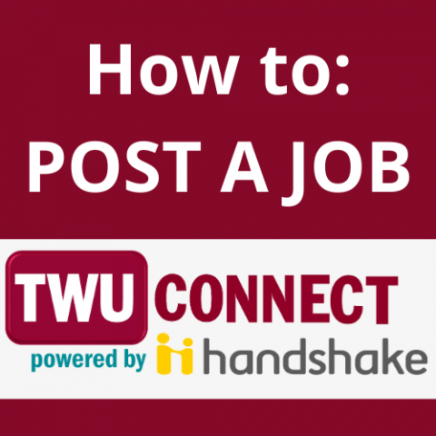 How to Post a Job on Handshake