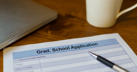 Graduate School Applications Quick Start Guide
