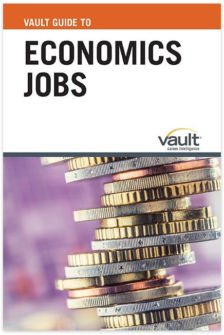 Firsthand's Vault Economics Career Guide