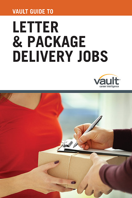 Vault Guide to Letter and Package Delivery Jobs