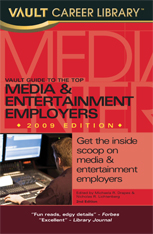Vault Guide to the Top Media & Entertainment Employers
