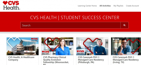 CVS Student Success Center