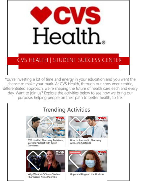 CVS Student Success Center