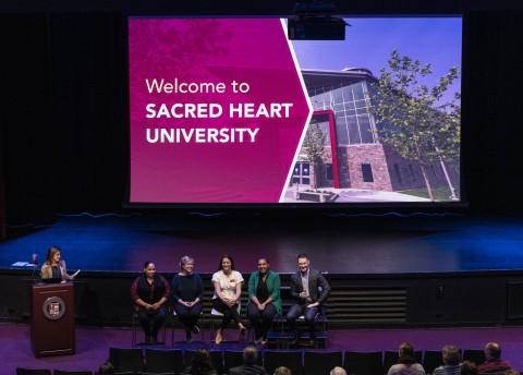 Graduate Admissions: Sacred Heart University