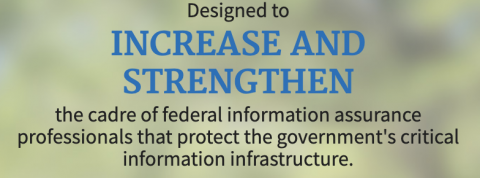 Start Your Cybersecurity Career with the U.S. government