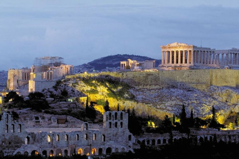 Semester in Athens, Greece