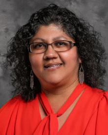 Chandra Diaz, Ph.D.