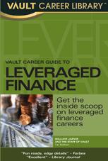 Vault Career Guide to Leveraged Finance