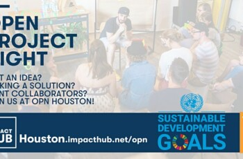 Open Project Night: Building an Equitable, Inclusive and Resilient Houston