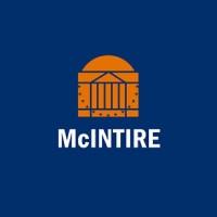 McIntire Admissions