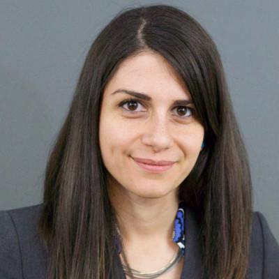 Sophia Givre '11, MA '13, PhD '17